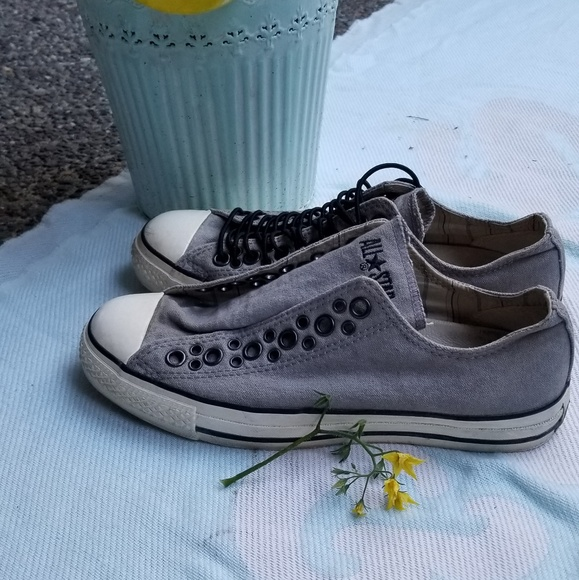 09cf4b6350b8 Converse Shoes - 🎁John Varvatos  Rare Designer Line Converse
